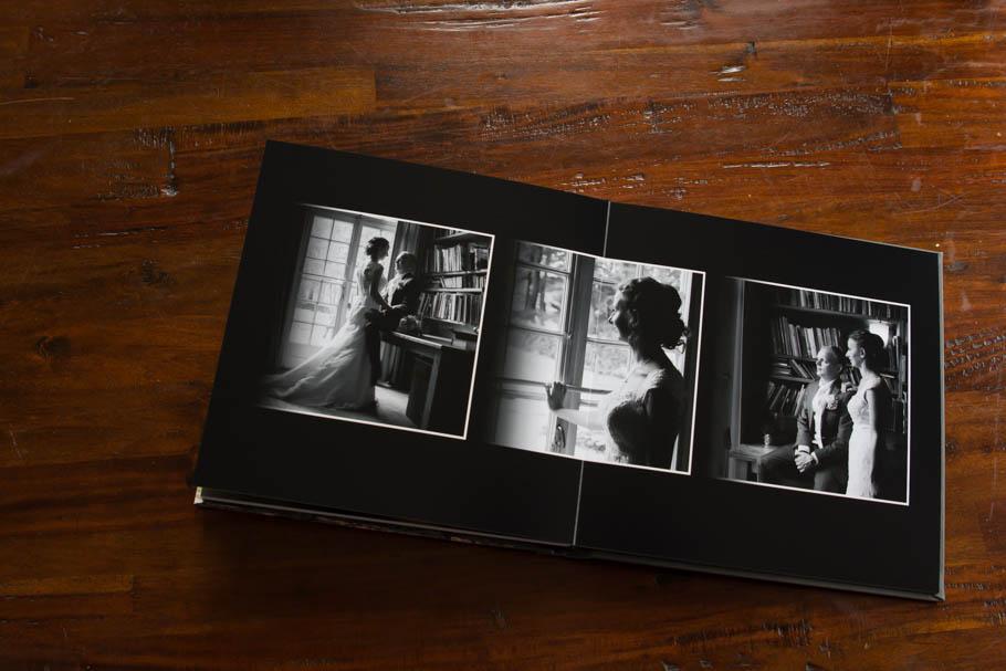 albums-trouwfoto's-zwart-wit-digitale uitvoering-vakcolor